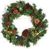 Photo Christmas Wreath image #39784