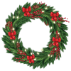 Download Free Christmas Wreath image #39765