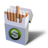 High Resolution Cigarette  Icon image #1395
