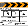 Free Download Of Clapperboard Icon Clipart image #30959
