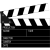 Clapperboard  Transparent image #30945