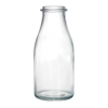 Clear Glass Bottle Without Lid Simple  Image image #48925