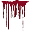 Clipart  Collection Blood Drip image #45426