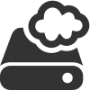 Cloud, Storage Icon image #6657