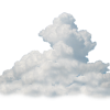 Download And Use Clouds  Clipart image #13373