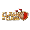 Coc,clash Of Clans Logo Icon Free image #45736
