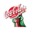 Hd Background  Coca Cola Logo Transparent image #12746