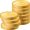 Coins Icon Finance thumbnail 3835
