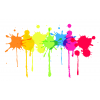Colorful, Paint, Splatter Image image #25124