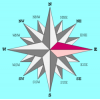 Compass Rose Background image #29397