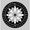 Transparent  Compass Rose image #29398
