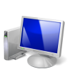 Computer Icon | Vista Hardware Devices image #1036
