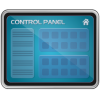 Control Panel Vector image #10533