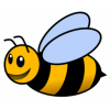 Cool Bee Icon image #29429