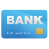 Credit Card Bank Icon image #4424