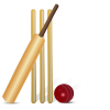 Download  Clipart Cricket Ball image #28889