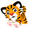 Cute Animal Tiger image #39189