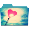 Cute Heart Icon image #32291