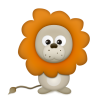 Cute Lion Icon image #29216