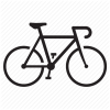 Cycling Icon  Bicycle, Bike, Biking, Cycling image #2685
