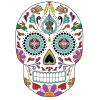 Download Free High-quality Day Of Dead  Transparent Images image #28661