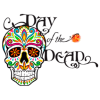 High Resolution Day Of Dead  Clipart image #28647