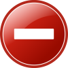 High Resolution Delete Button  Icon image #28577