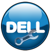 Simple  Dell Logo image #11725