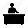 Transparent Desk Icon image #9311