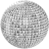 Download Free High-quality Disco Ball  Transparent Images image #27287