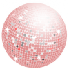 Disco Ball Background Transparent image #27291