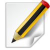 Document Edit Icon image #3599