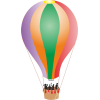 Download Air Balloon  Clipart image #46779