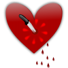 Download And Use Broken Heart  Clipart image #45719