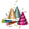 Download Birthday Party Hats image #45900