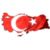 Download Turkey Flag Icon image #45688