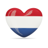 Vector Dutch Flag thumbnail 34595