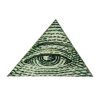Eagle Eyeilluminati Photo Transparent Background image #47705