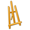Icon Download Easel image #20596