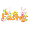 Easter Bunny Background image #46585