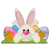 Easter Bunny Transparent image #46576
