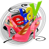 Free High-quality Ebay Icon image #4591