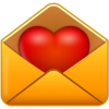 Email Love Icon image #10007