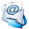 Vector Email Server Icon image #7253