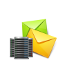 Transparent Email Server Icon image #7255