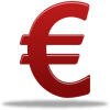 Drawing Euro Icon image #10359