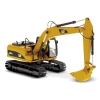 High Resolution Excavator  Clipart image #30143