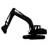 Download Free High-quality Excavator  Transparent Images image #30144