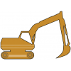 Free Download Of Excavator Icon Clipart image #30145