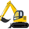 Clipart Collection  Excavator image #30148